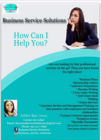business service solutions