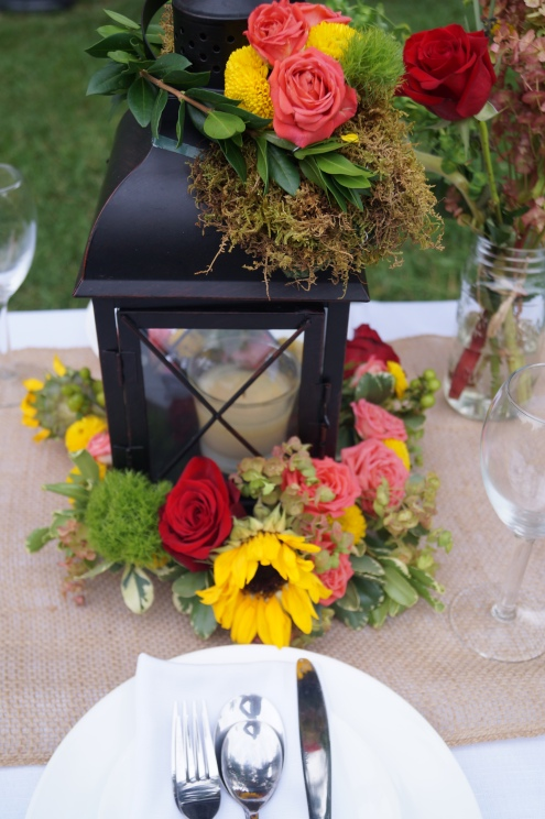 table arrangement t&toil